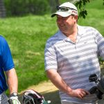 Golf Players at Wickham Park Golf Club