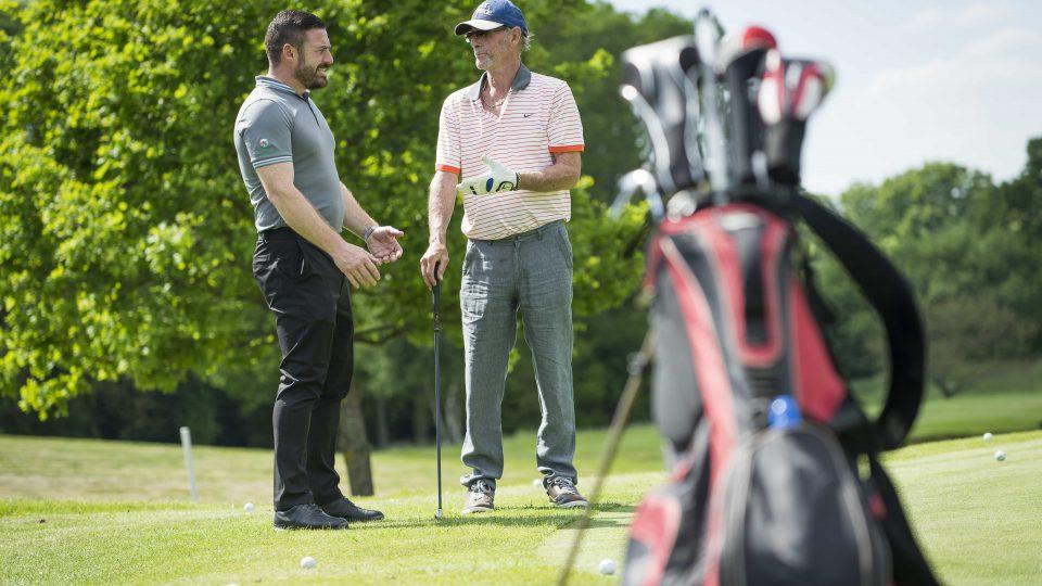 Golf Development Professional Fareham Wickham Park Golf Club 6016x4016