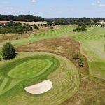 Golf Players at Wickham Park Golf Club